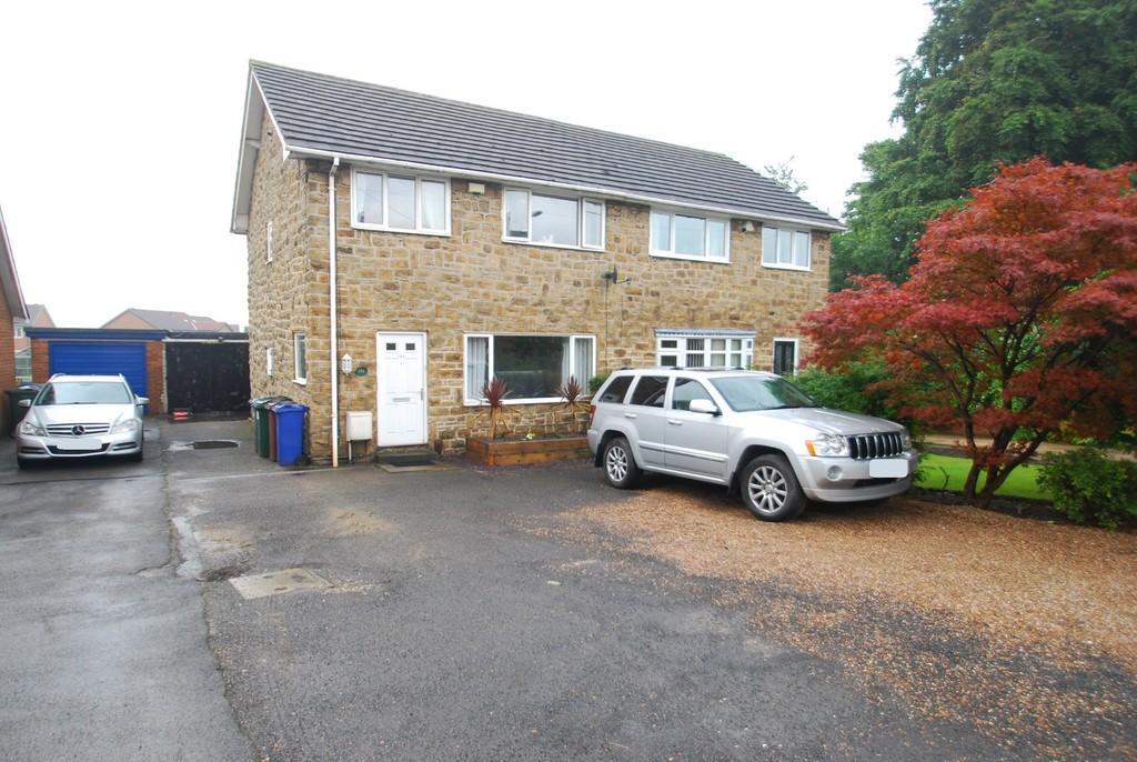 3 Bedrooms Semi Detached House for sale in Barugh Green Road, Barugh Green, Barnsley S75