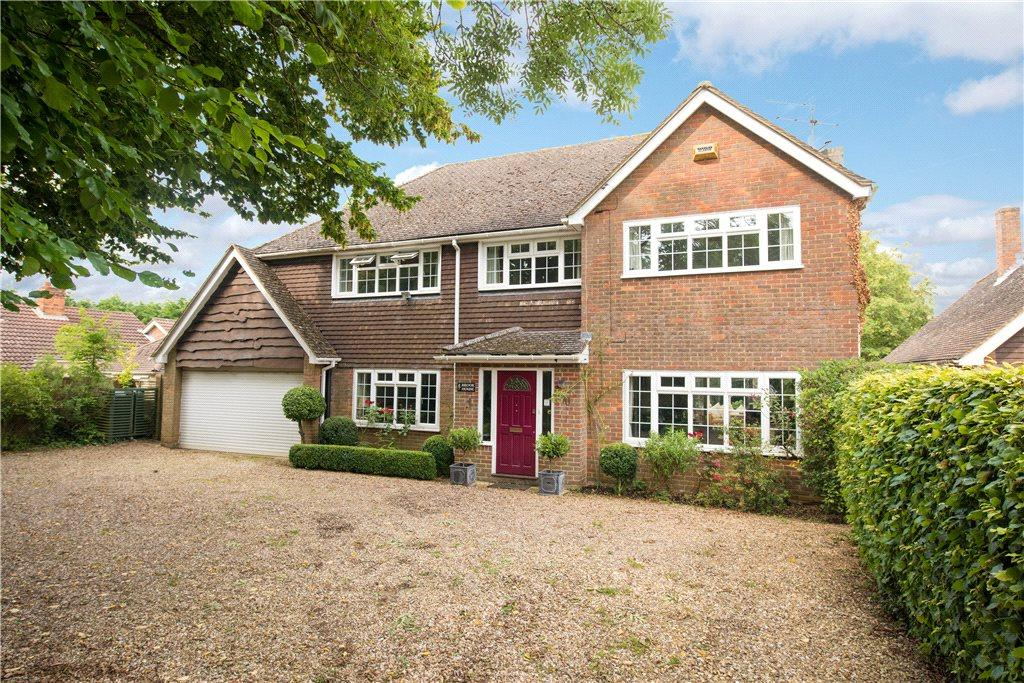 4 Bedrooms Detached House for sale in Oving Road, Whitchurch, Aylesbury, Buckinghamshire