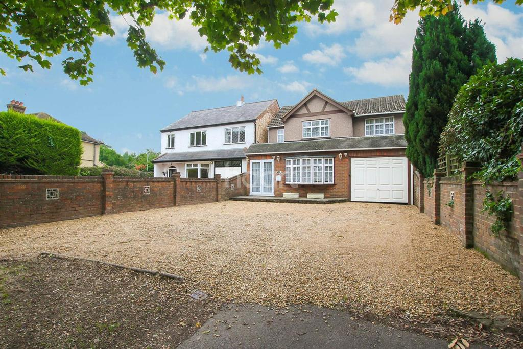 5 Bedrooms Detached House for sale in High Road, Leavesden, WD25