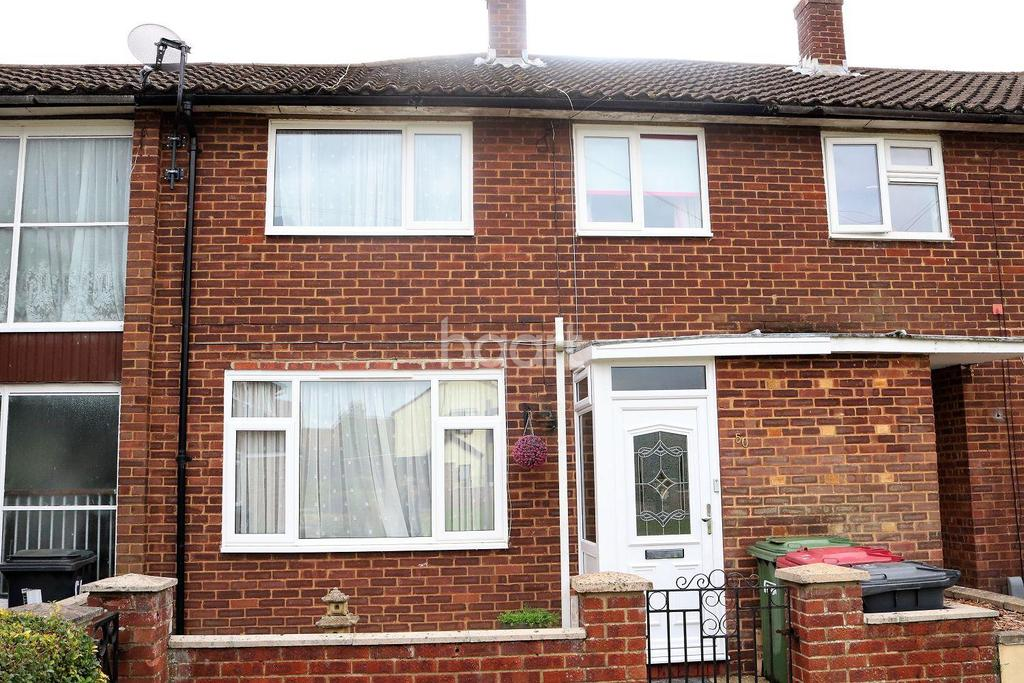 3 Bedrooms End Of Terrace House for sale in Travic road