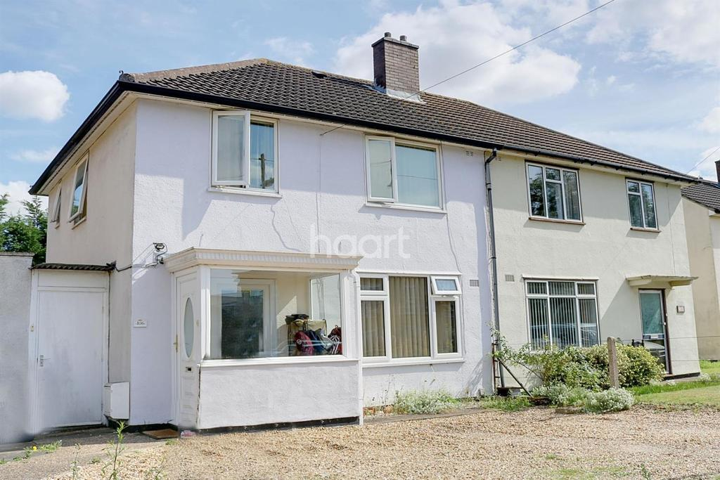 2 Bedrooms Semi Detached House for sale in Rustat Road Cambridge