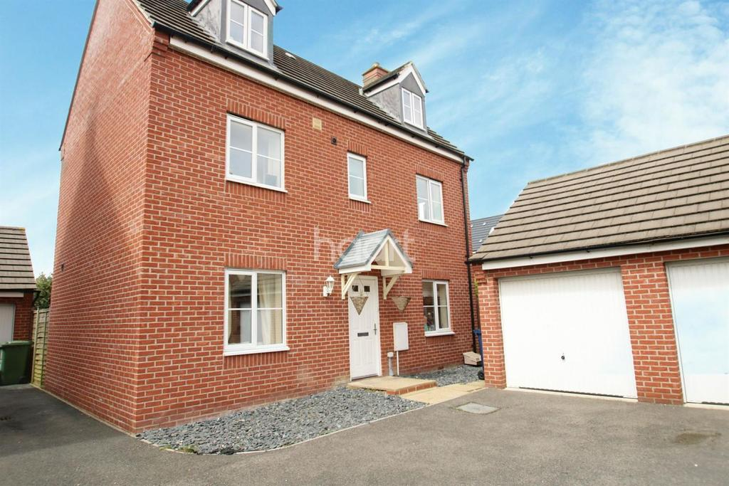 4 Bedrooms Detached House for sale in Mitchcroft Road, Longstanton