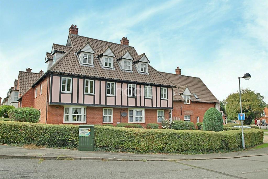 1 Bedroom Flat for sale in Bridgecote Lane, Basildon