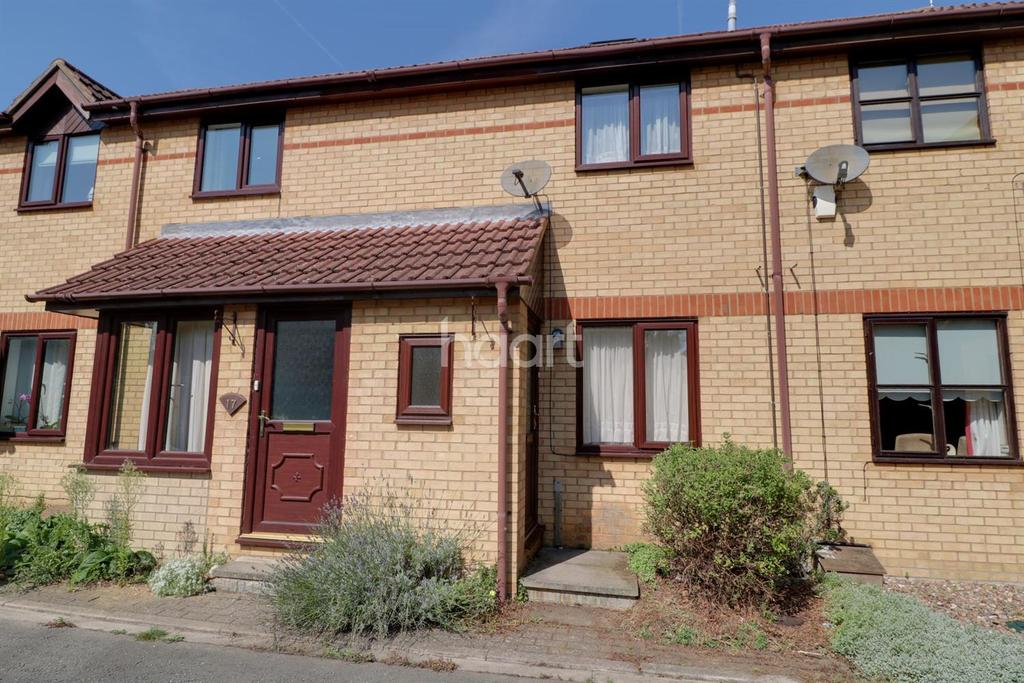 2 Bedrooms Terraced House for sale in Stott Gardens, Cambridge