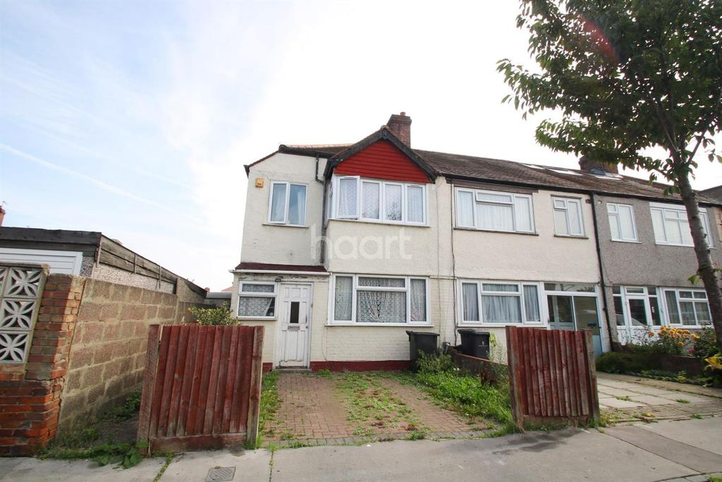 3 Bedrooms End Of Terrace House for sale in Alfriston Avenue, Croydon, CR0