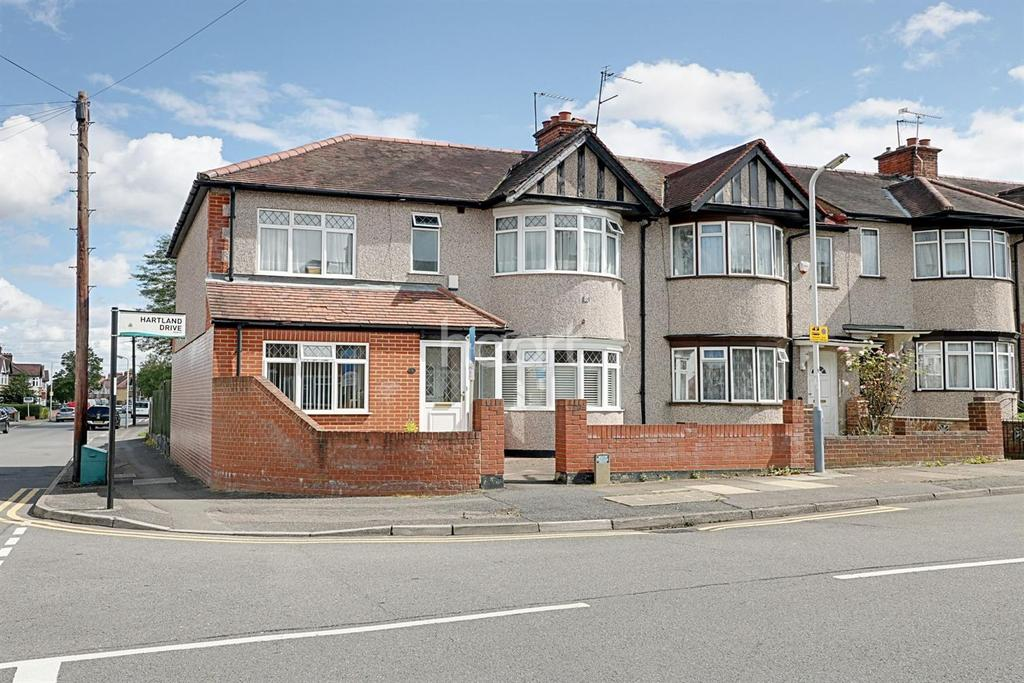 4 Bedrooms End Of Terrace House for sale in Hartland Drive, Ruislip