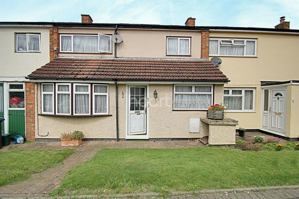 3 Bedrooms Terraced House for sale in Hookfield, Harlow