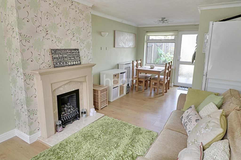 3 Bedrooms Semi Detached House for sale in Hever Croft, Rochester