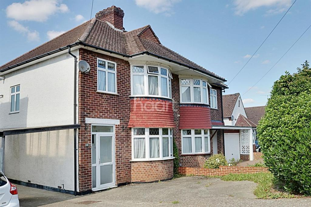 3 Bedrooms Semi Detached House for sale in High Beeches, Chelsfield