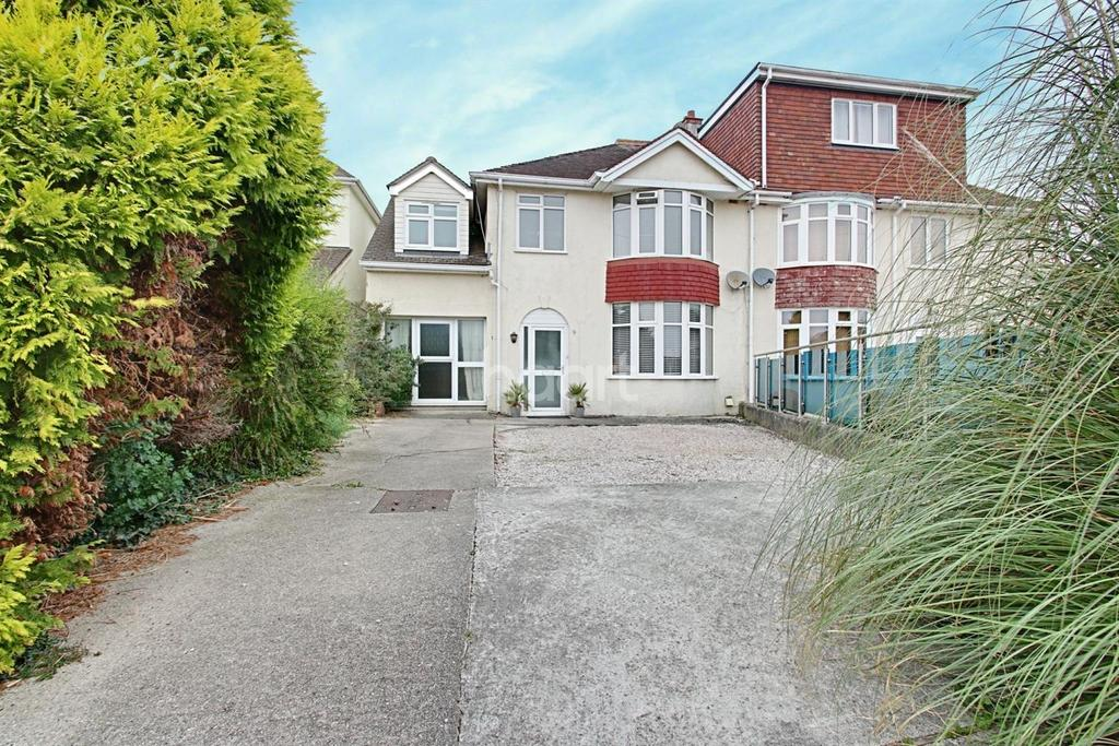 4 Bedrooms Semi Detached House for sale in Langford Crescent, Torquay