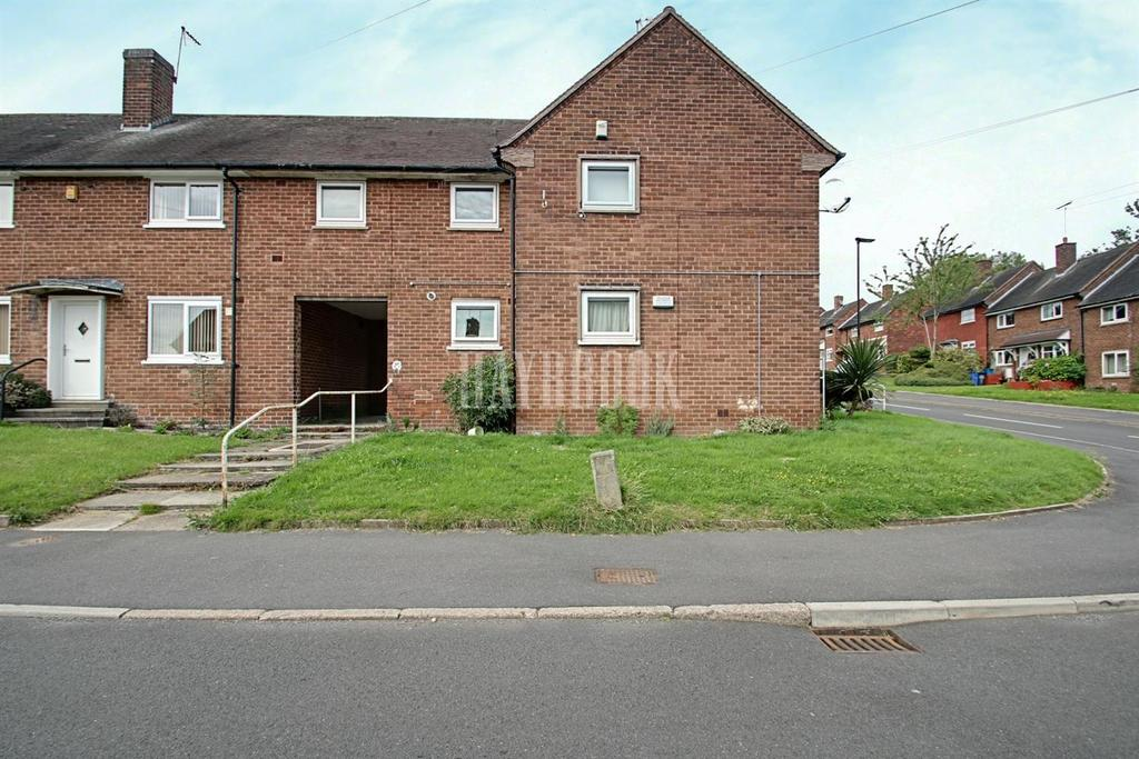2 Bedrooms Flat for sale in Gervase Drive, Lowedges, Sheffield