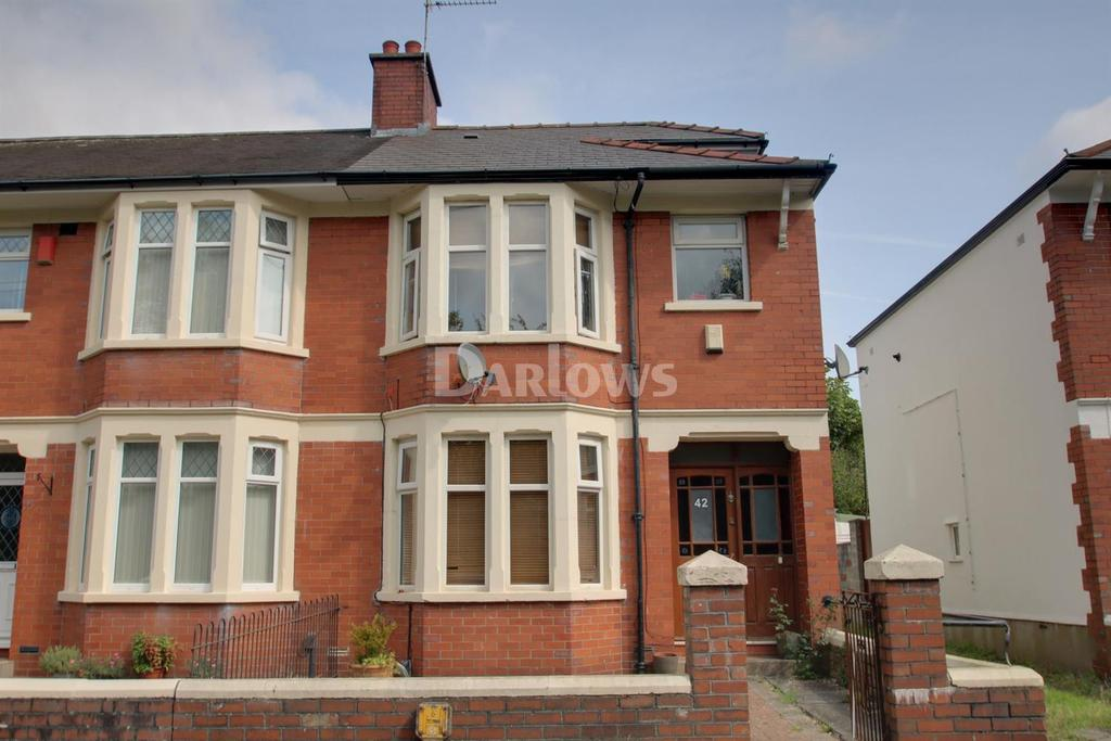 4 Bedrooms End Of Terrace House for sale in Leckwith Avenue, Canton