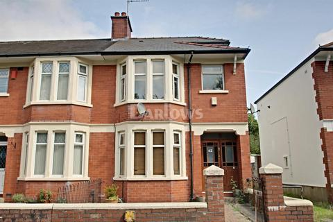 4 bedroom end of terrace house for sale - Leckwith Avenue, Canton