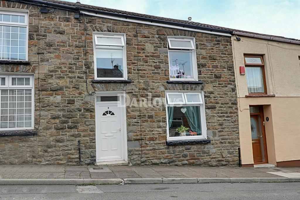 3 Bedrooms Terraced House for sale in Queen St, Pentre