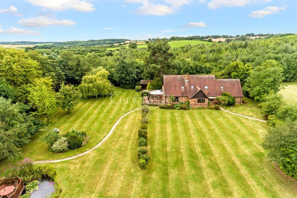 4 Bedrooms Detached House for sale in Cranfield