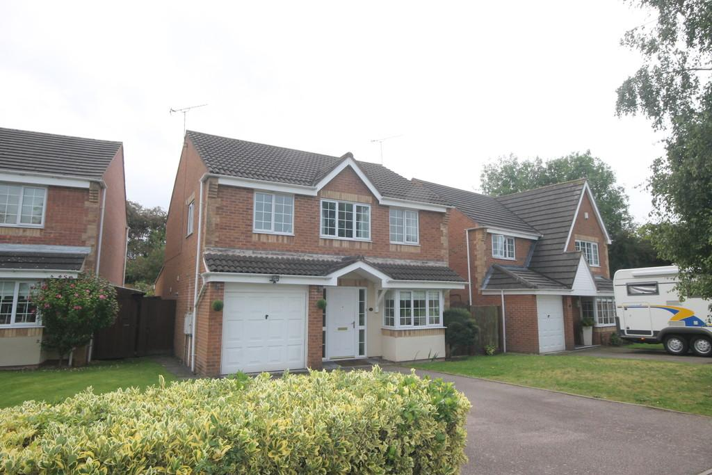 4 Bedrooms Detached House for sale in Teal Drive , Hinckley