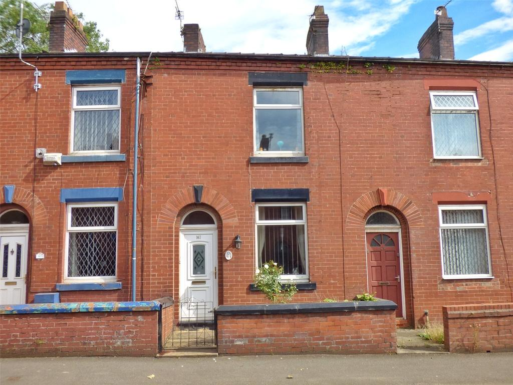 2 Bedrooms Terraced House for sale in Coalshaw Green Road, Chadderton, Oldham, Greater Manchester, OL9