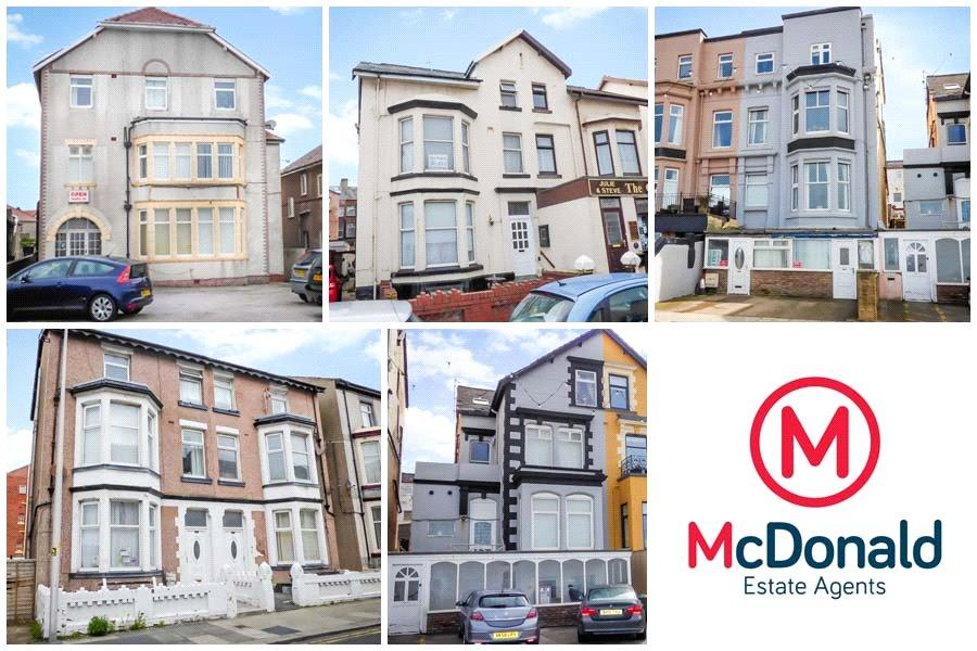 3 Bedrooms House for sale in Apartments Portfolio, Various Locations, Blackpool, Lancashire