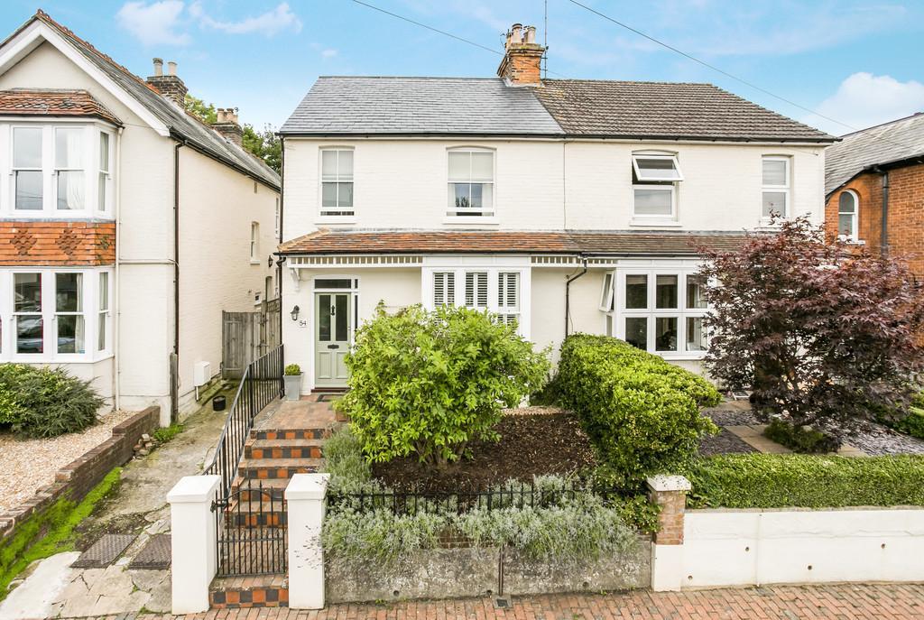 3 Bedrooms Semi Detached House for sale in Dorking Road, Tunbridge Wells