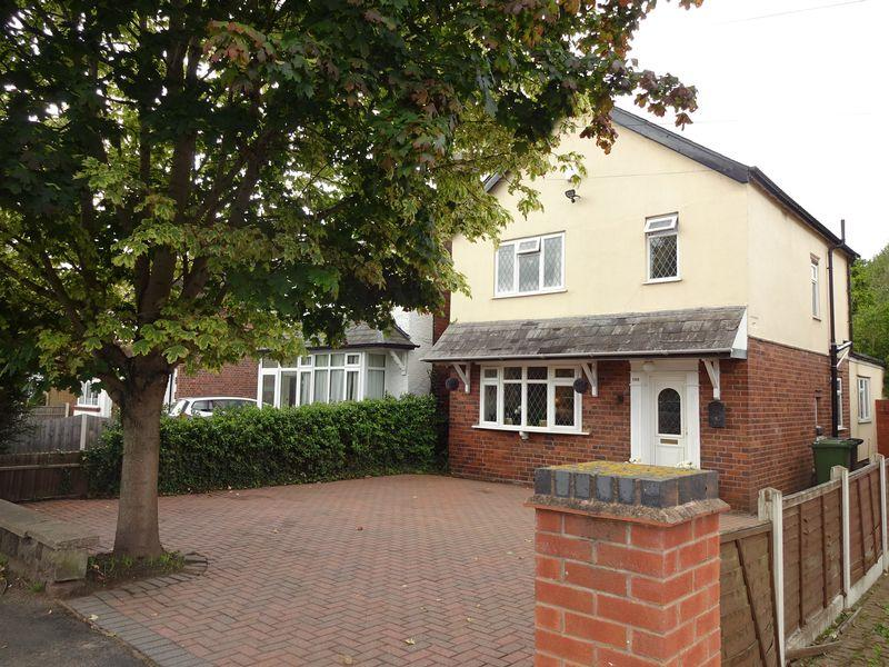 4 Bedrooms Detached House for sale in Chester Road South, Kidderminster DY10 1XF