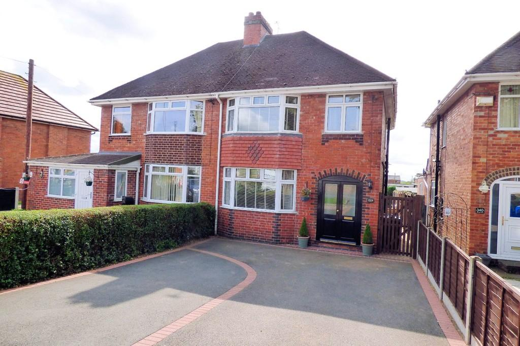 3 Bedrooms Semi Detached House for sale in Stanton Road, Stapenhill