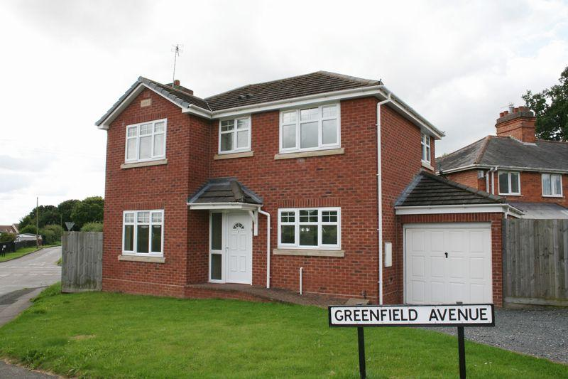 3 Bedrooms Detached House for sale in Greenfield Avenue, Bromsgrove