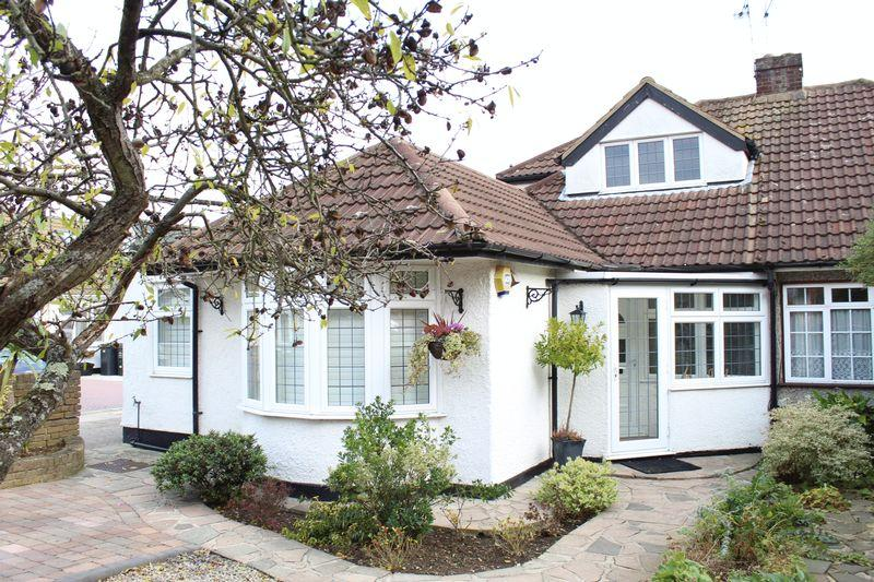3 Bedrooms Semi Detached House for sale in Red Lodge Crescent, Joydens Wood