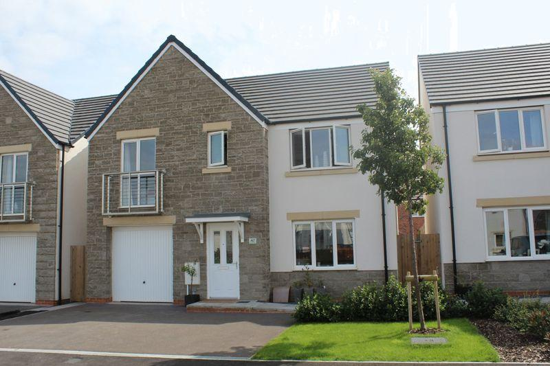 5 Bedrooms Detached House for sale in Rapide Way, Weston-Super-Mare