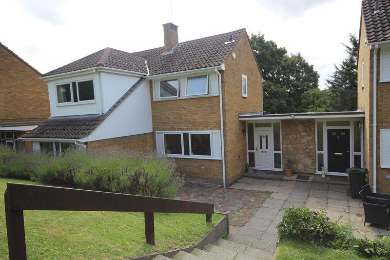 4 Bedrooms Link Detached House for sale in Monks Orchard, Wilmington