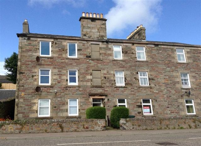 1 Bedroom Flat for sale in Flat 2/2, Tangy Place, Campbeltown, PA28 6EL