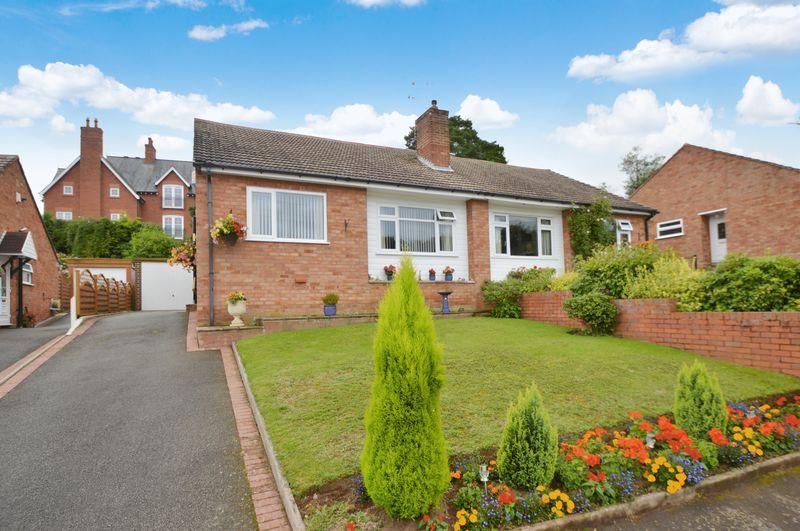 2 Bedrooms Bungalow for sale in Comber Grove, Kinver