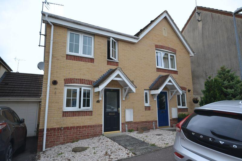 2 Bedrooms Semi Detached House for sale in Draper Way, Leighton Buzzard