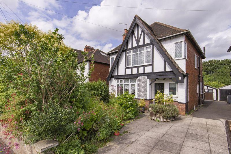 3 Bedrooms Detached House for sale in SUNNY GROVE, CHADDESDEN