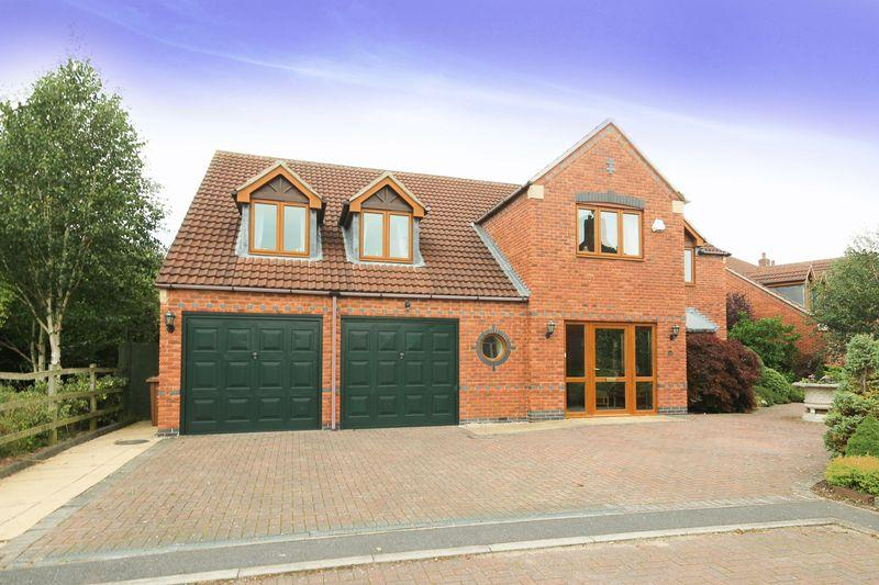 6 Bedrooms Detached House for sale in NETHER PARK DRIVE, ALLESTREE