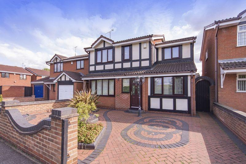4 Bedrooms Detached House for sale in FARMHOUSE ROAD, SINFIN