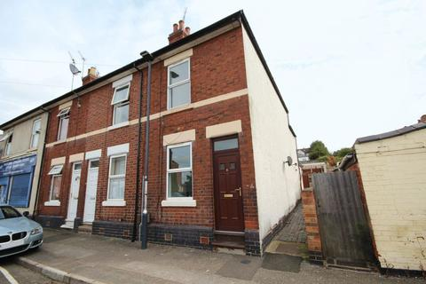 3 bedroom end of terrace house to rent - CORNWALL ROAD, CHADDESDEN