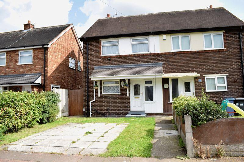 2 Bedrooms Semi Detached House for sale in Poplar Avenue, Runcorn