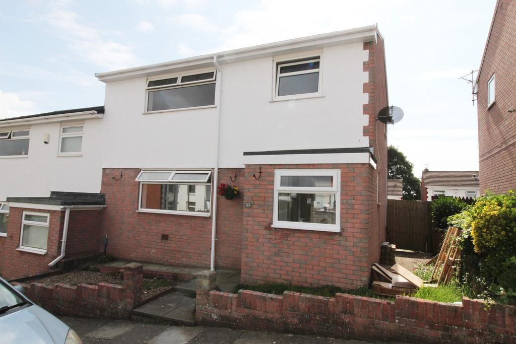 3 Bedrooms Link Detached House for sale in Guys Road, Barry