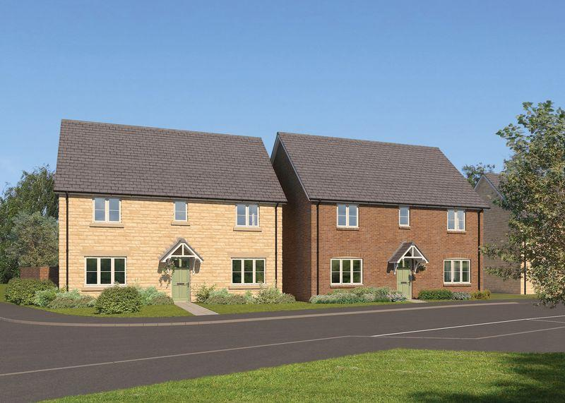 4 Bedrooms Detached House for sale in Plot 35, The Faringdon, Monks Walk, Marcham