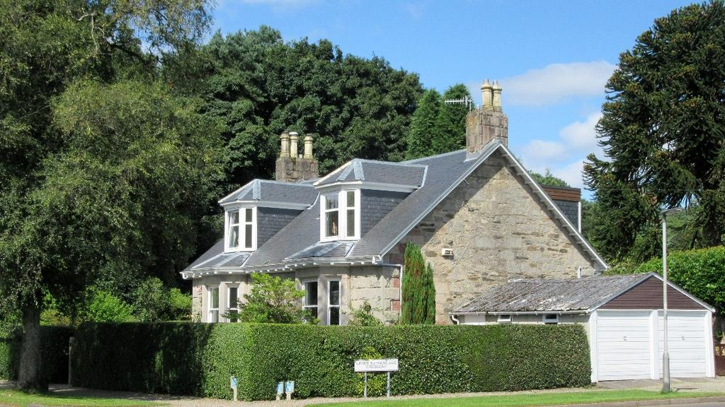 5 Bedrooms Detached House for sale in West Montrose Street, Helensburgh, Argyll Bute, G84 9PF