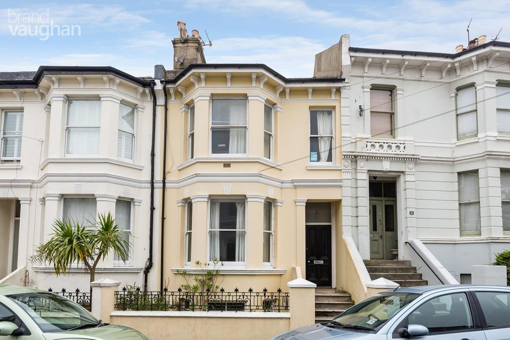 1 Bedroom Flat for sale in Stanford Road, Brighton, BN1