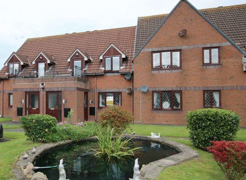 1 Bedroom Retirement Property for sale in Magnus Court, Kings Reach, Ramsey