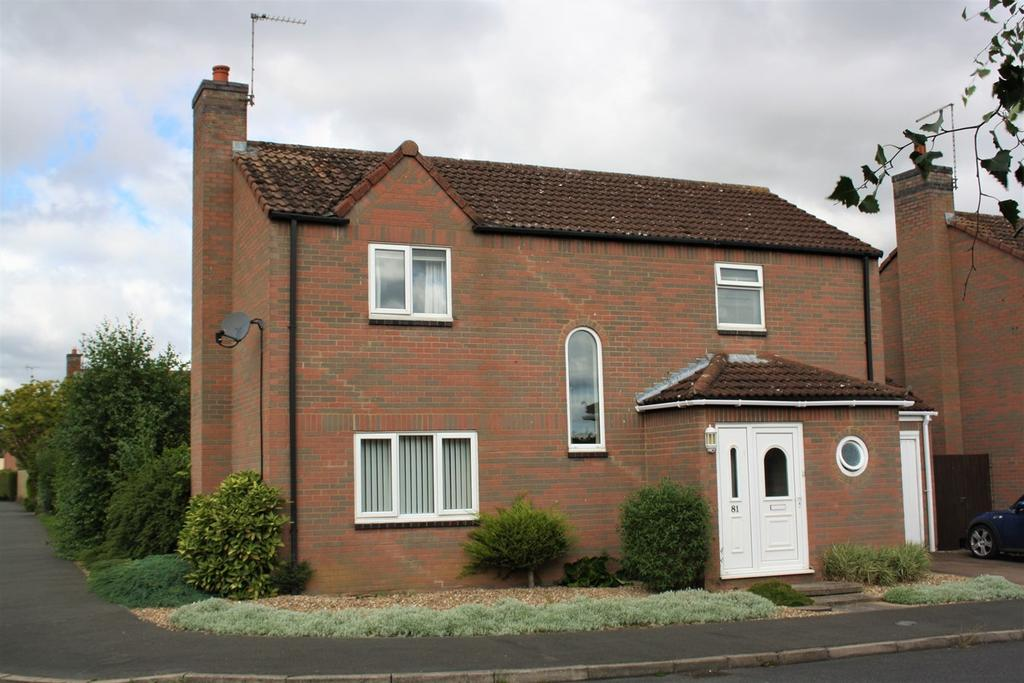 4 Bedrooms Detached House for sale in Saxon Way, Bourne, PE10