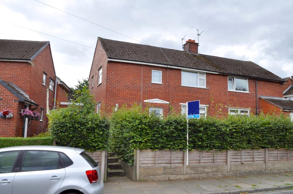 3 Bedrooms Semi Detached House for sale in Farm Road, Weaverham, Northwich, CW8