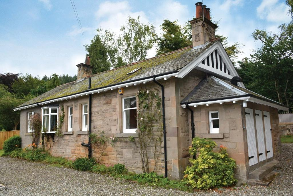 2 Bedrooms Cottage House for sale in Sheriffmuir Road, Bridge of Allan, Stirling, FK9 4SE