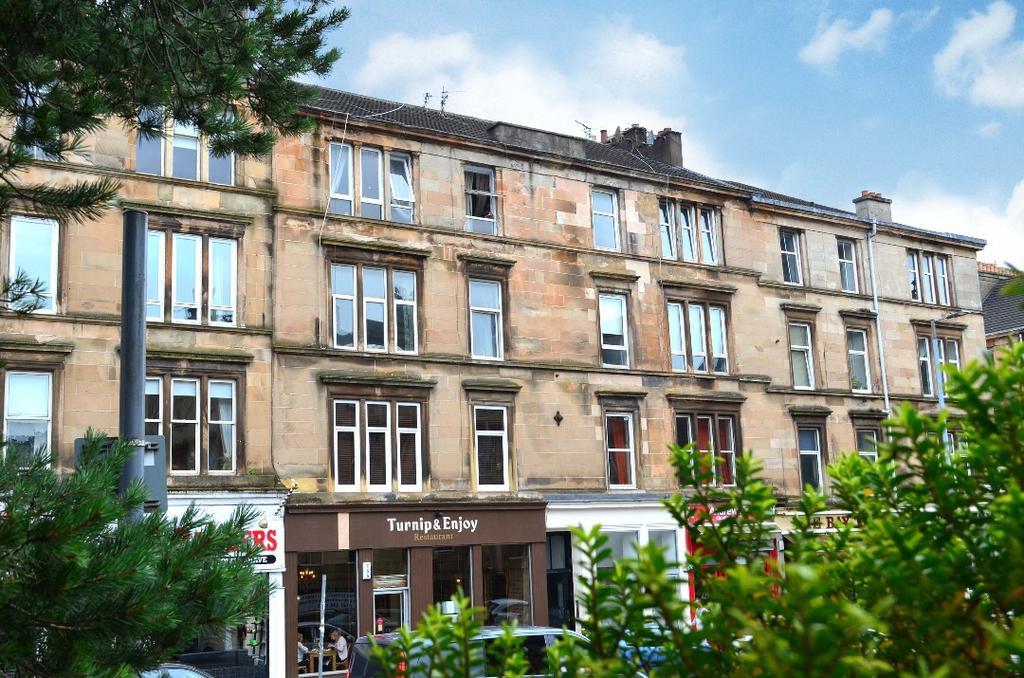 2 Bedrooms Flat for sale in Great Western Road, Flat 1/2, Kelvinbridge, Glasgow, G4 9HY