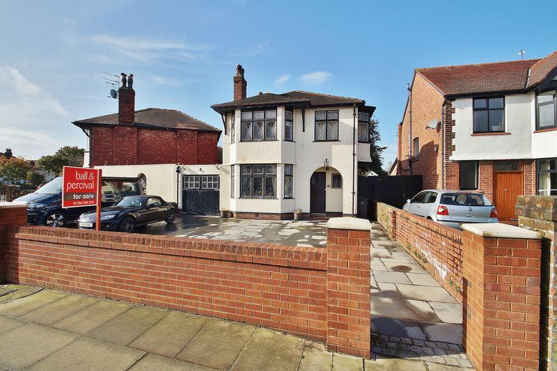 3 Bedrooms Detached House for sale in Bibby Road, Churchtown