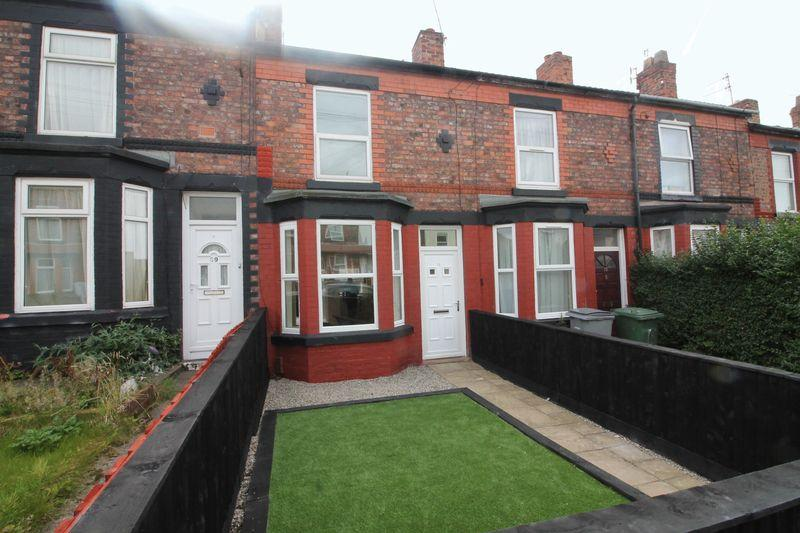 2 Bedrooms Terraced House for sale in Maybank Road, Birkenhead