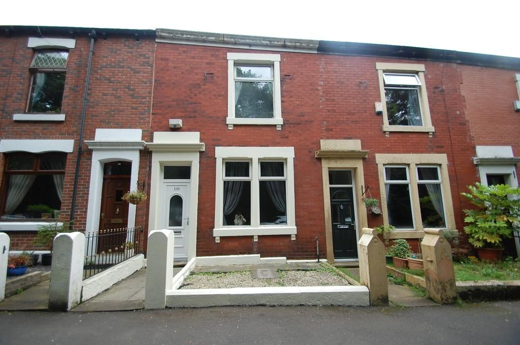 3 Bedrooms Terraced House for sale in Selborne Street, Redlam, Blackburn