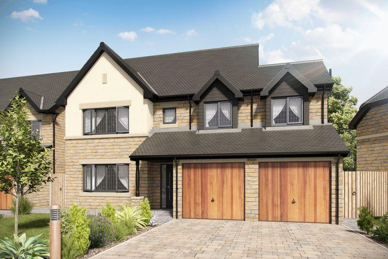 5 Bedrooms Detached House for sale in Lodge Lane, Singleton